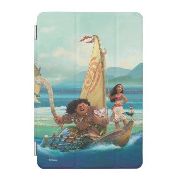 Disney Themed Moana | Set Your Own Course iPad Mini Cover