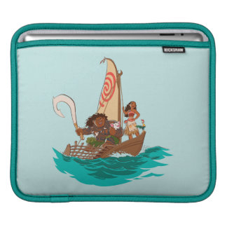 Moana | Set Your Own Course iPad Sleeve