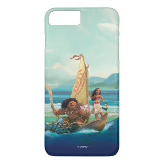 Moana | Set Your Own Course iPhone 7 Plus Case
