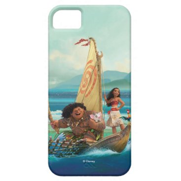 Disney Themed Moana | Set Your Own Course iPhone SE/5/5s Case