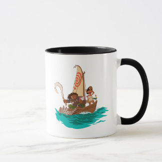 Moana | Set Your Own Course Mug