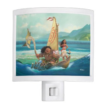 Disney Themed Moana | Set Your Own Course Night Light