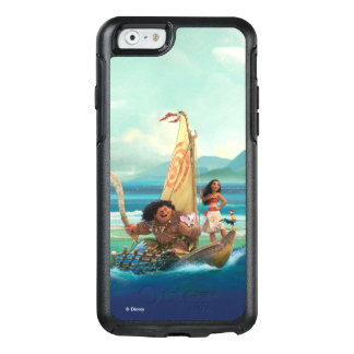 Moana | Set Your Own Course OtterBox iPhone 6/6s Case
