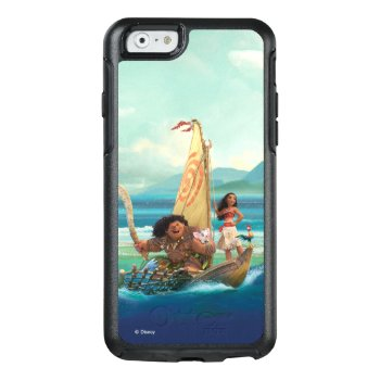 Moana | Set Your Own Course Otterbox Iphone 6/6s Case by Moana at Zazzle