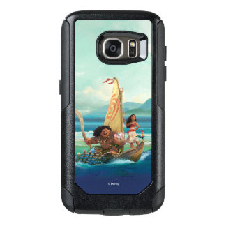 Moana | Set Your Own Course OtterBox Samsung Galaxy S7 Case