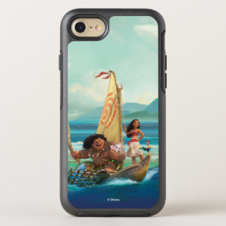 Moana | Set Your Own Course OtterBox Symmetry iPhone 8/7 Case
