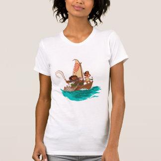 Moana   Set Your Own Course T-Shirt