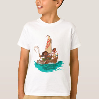 Moana | Set Your Own Course T-Shirt