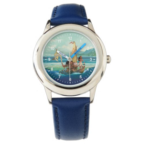 Moana | Set Your Own Course Wrist Watch