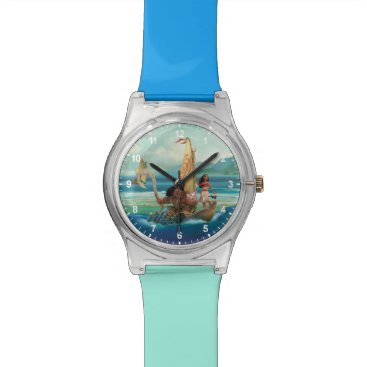 Disney Themed Moana | Set Your Own Course Wristwatch