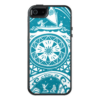 Moana | Star Reader OtterBox iPhone 5/5s/SE Case