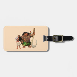 Moana | The Ocean Connects Us Bag Tag