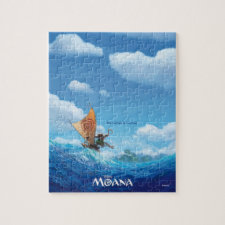 Moana | The Ocean Is Calling Jigsaw Puzzle