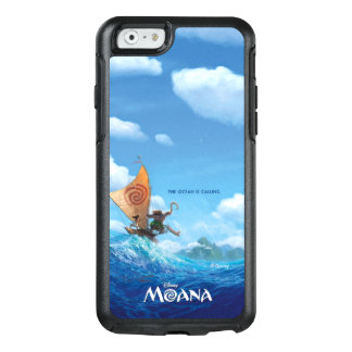 Moana | The Ocean Is Calling OtterBox iPhone 6/6s Case