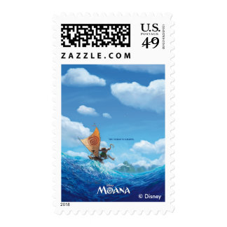 Moana   The Ocean Is Calling Postage