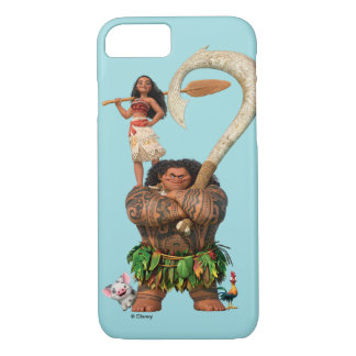 Moana | True To Your Heart iPhone 7 Case