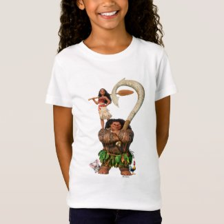 Moana | True To Your Heart T-Shirt