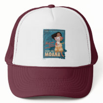Moana | True to Your Heart Trucker Hat