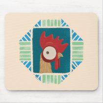 Moana | Vintage Heihei Mouse Pad