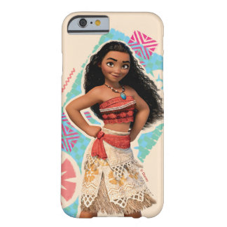 Moana | Vintage Island Girl Barely There iPhone 6 Case