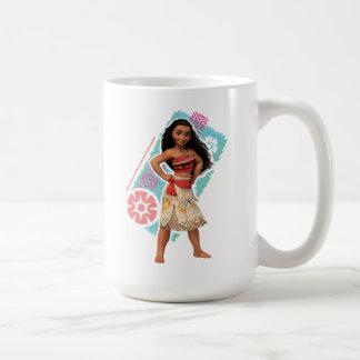 Moana   Vintage Island Girl Coffee Mug