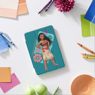 Moana | Vintage Island Girl iPad Mini Cover