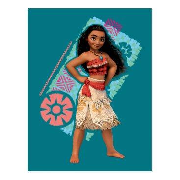 Moana Moana   Vintage Island Girl Postcard