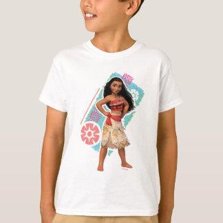 Moana   Vintage Island Girl T-Shirt