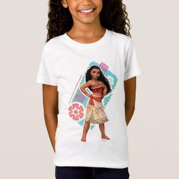Moana Moana   Vintage Island Girl T-Shirt
