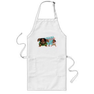 Moana | We Are All Voyagers Long Apron