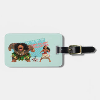 Moana | We Are All Voyagers Luggage Tag