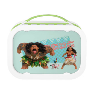 Moana | We Are All Voyagers Lunch Box at Zazzle