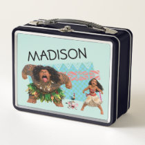 Moana | We Are All Voyagers Metal Lunch Box