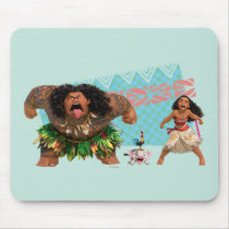 Moana | We Are All Voyagers Mouse Pad