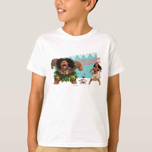 Moana  We Are All Voyagers T_Shirt