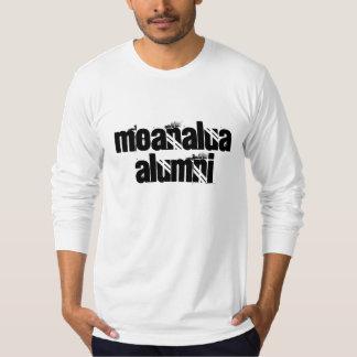 Moanalua High School American Apparel Long Tee