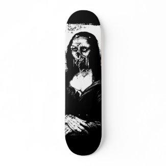 Moaning Lisa Skate Deck skateboard