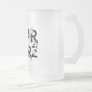 ¡MOAR BEERZ! TAZA DE CAFÉ