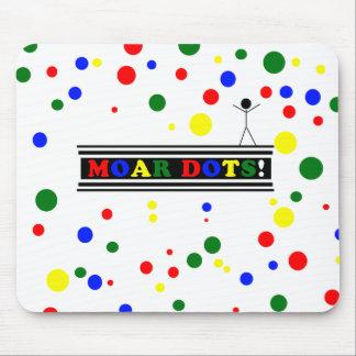 Moar Dots Mouse Pad
