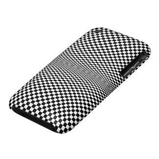 Moaré de Blackberry - horizontal iPhone 3 Case-Mate Cárcasas
