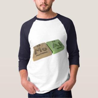 Moat as Mo Molybdenum and At Astatine Tee Shirt