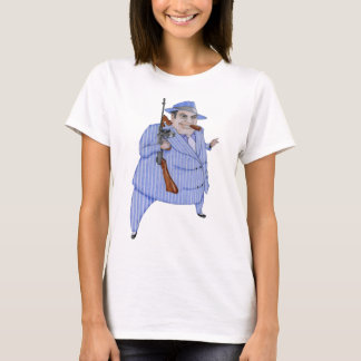 Mob Boss Ladies T-shirt