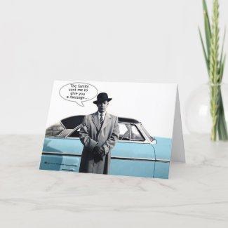 Mob greeting card zazzle_card