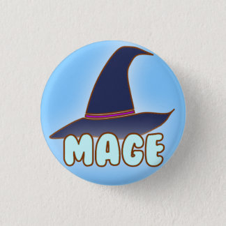 MOBA Role - Mage Pinback Button