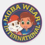 Moba Sticker