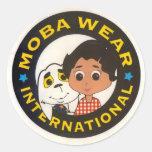 Moba Wear Sticker