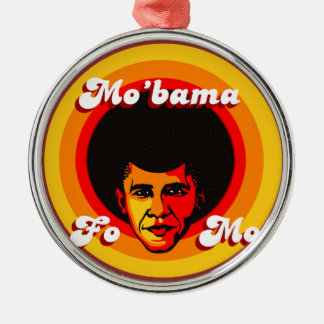 Mo'bama Christmas Ornament