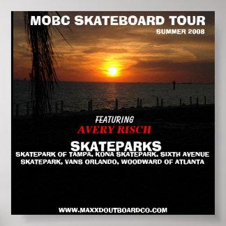 mobc tour poster