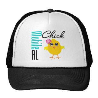 Mobile AL Chick 1 Trucker Hats