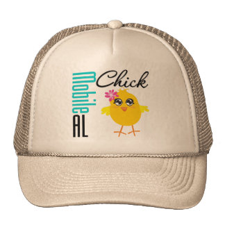 Mobile AL Chick 1 Hat